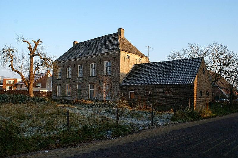 Huis Binnenveld in Huissen