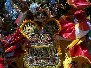 Diablada en el Carnaval de Oruro