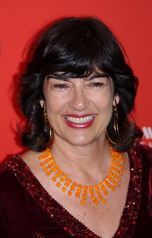 English: Christiane Amanpour at the 2011 Time ...