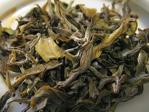 Darjeeling white tea: Margaret's Hope White Te...