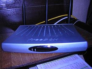 Freebox V5 ADSL