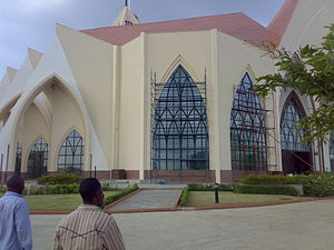 National Church of Nigeria, Abuja