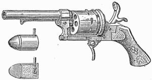 Revolver MKL1888