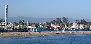 Santa Cruz, California - Boardwalk