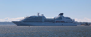 English: Seabourn Sojourn