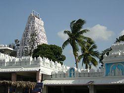 Sri Veera Venkata Satyanarayana Swamy Temple, Annavaram 1