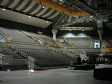 George M Holmes Convocation Center Wikipedia