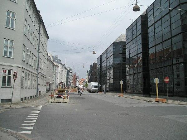 Bremerholm (street) - Wikipedia