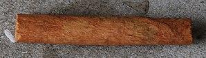 A Cinnamon Stick