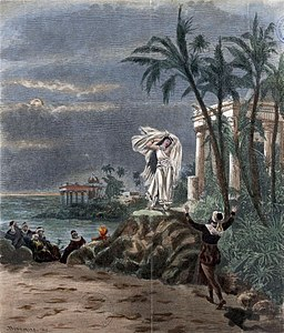 Final scene of Act 1 of 'The Pearl Fishers' by Bizet - Gallica (adjusted)