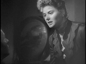 This screenshot shows Ingrid Bergman and Charl...