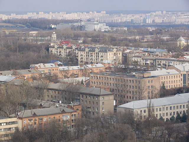 Beautiful City of Kharkov