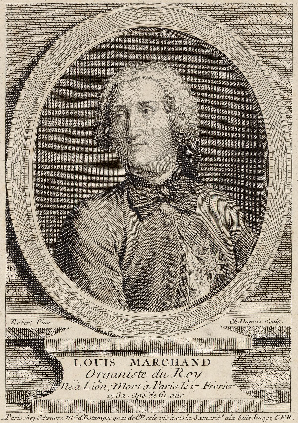 Louis Marchand Wikipedia