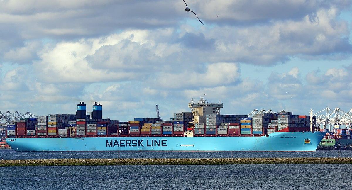 Madison Maersk Wikipedia
