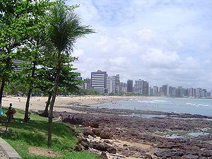 Fortaleza, the Capital of Ceará.