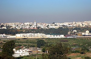 City of Salé, Morocco
