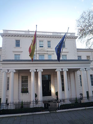 Embassy of Spain, London