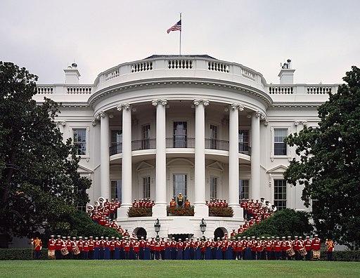 United States Marine Band at the White House