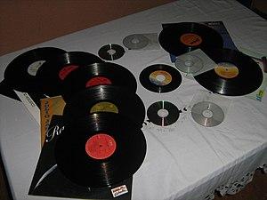 Vinyl Albums Discs the 14