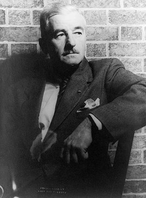 William Faulkner, 1954