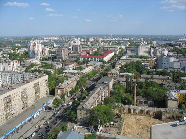 Плехановская улица (Воронеж) — Википедия
