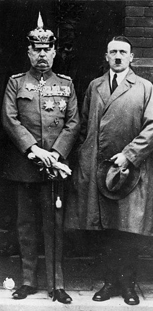 Bundesarchiv Bild 102-16742, Erich Ludendorff ...