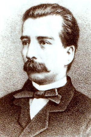 Español: Carlos Augusto Salaverry (1830 - 1891...