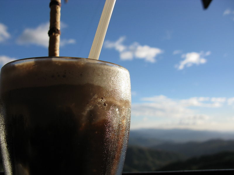 File:Chocolate Milkshake - Playa Potrero Road Trip.jpg