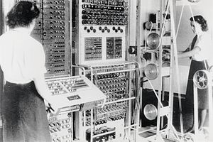 Colossus was used to break German ciphers duri...