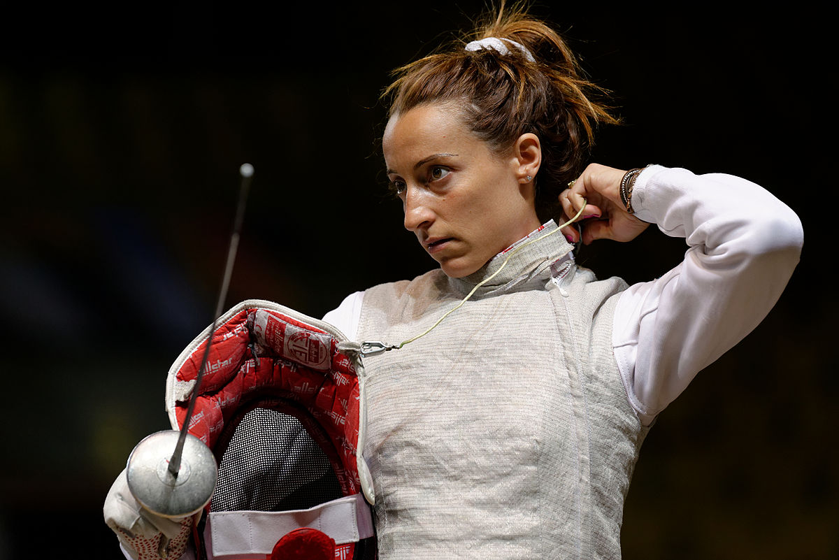 Womens Fencing Wikipedia