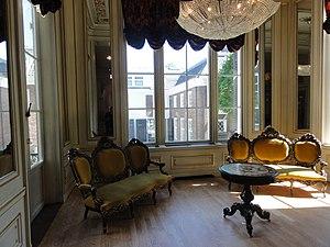 Escher Museum interior 11