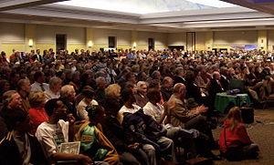 Greening Greater Memphis summit in 2007, conve...
