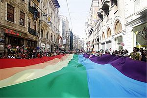 Turkish homosexuals and human rights activits ...