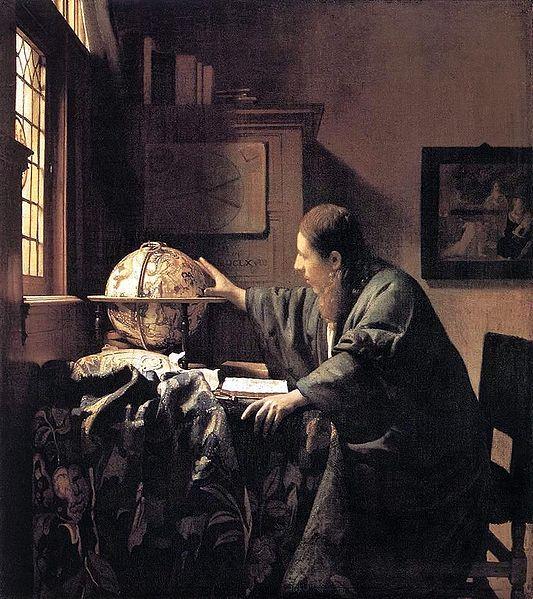 Datei:Jan Vermeer - The Astronomer.JPG