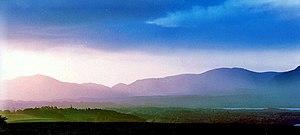 English: Killarney area - View to southeast fr...