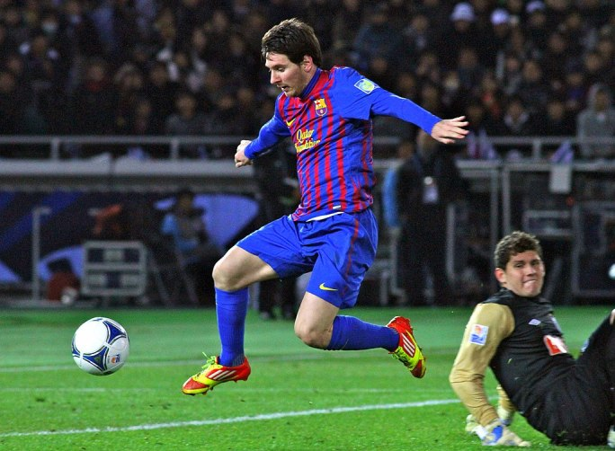 Lionel Messi Player of the Year 2, 2011