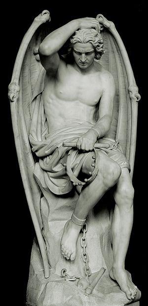 English: Lucifer Liège (Belgium) Français : St...