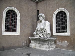 Madama Lucrezia, Piazza San Marco