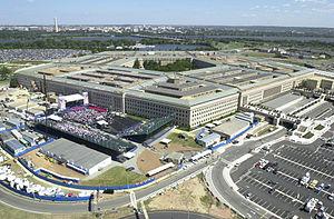 Pentagon Aerial on September 11, 2002 by Angel...