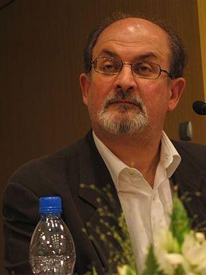 Salman Rushdie (b. 1947), British-Indian writer
