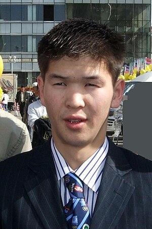 Purevdorjiin Serdamba, Olympic silver medalist