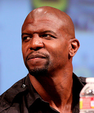 English: Terry Crews at the 2010 Comic Con in ...