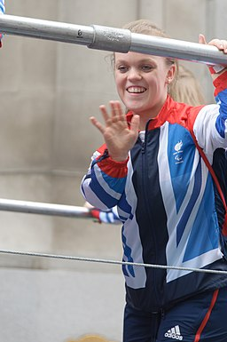 The one, the only, Ellie Simmonds (7977814257)