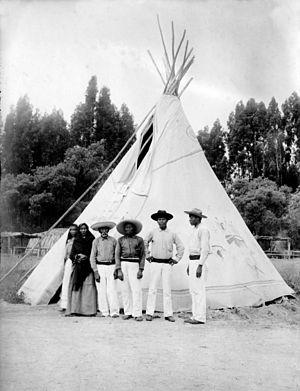 Yaqui indians