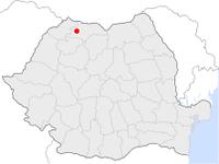 Baia Mare în România