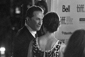 """At the premiere of """"Black Swan"""", dur..."""