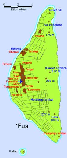 Eua Travel Guide At Wikivoyage