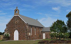 English: St Gregory's Roman Catholic church bu...