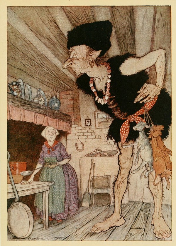 Jack and the Beanstalk - Wikipedia