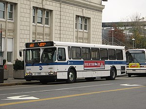 MTA Bus #5949 (formerly Green Lines #5512) in ...